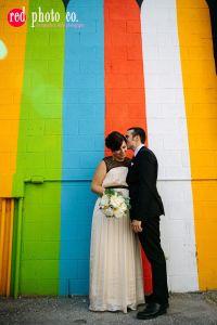 Hey look, I got married.