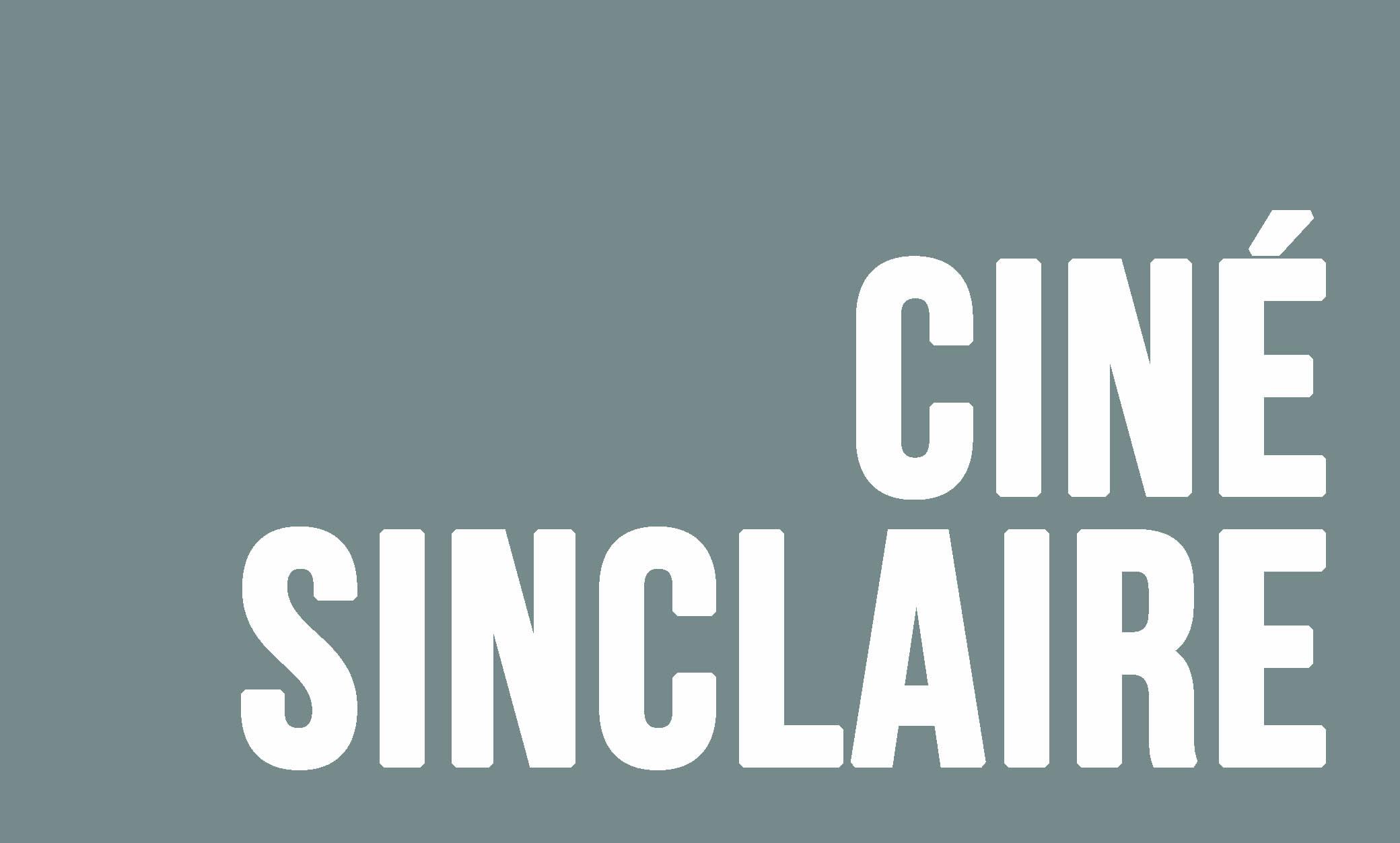 Ciné Sinclaire logo